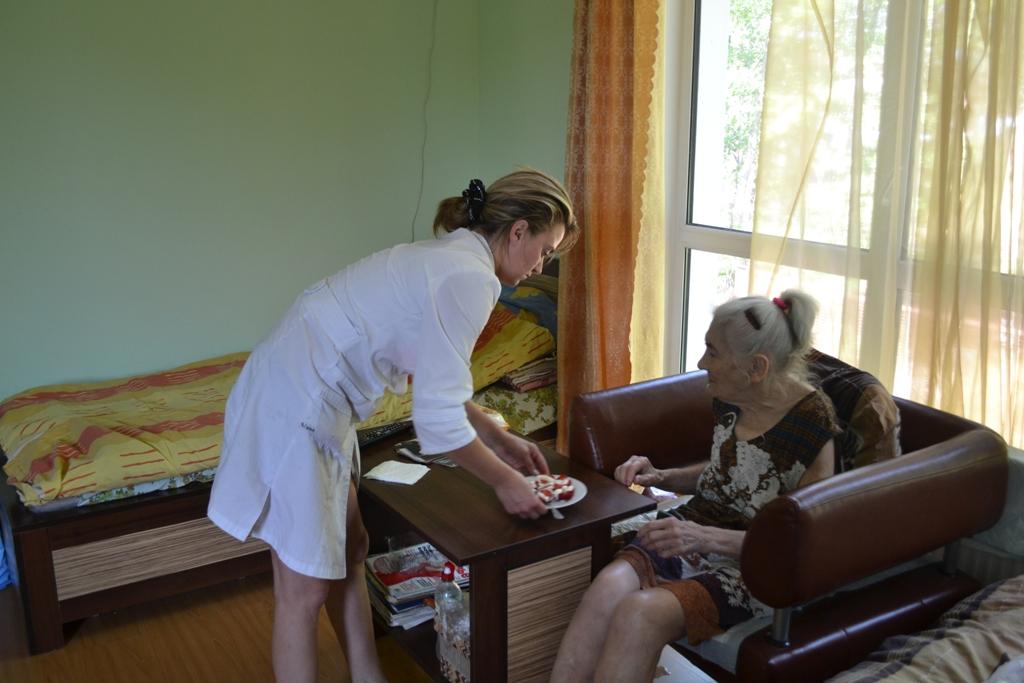 Дом престарелых харьков жирновский дом инвалидов и престарелых