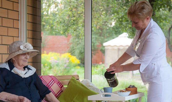 Дома престарелых харьковской работа медсестры дома престарелых