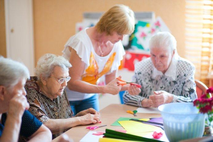 Дом для престарелых в Житомире - Жемчужина