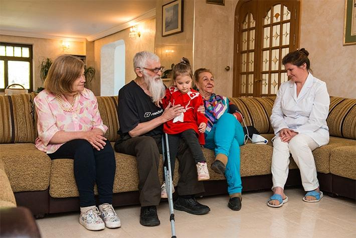 Дом для престарелых в Виннице - Жемчужина