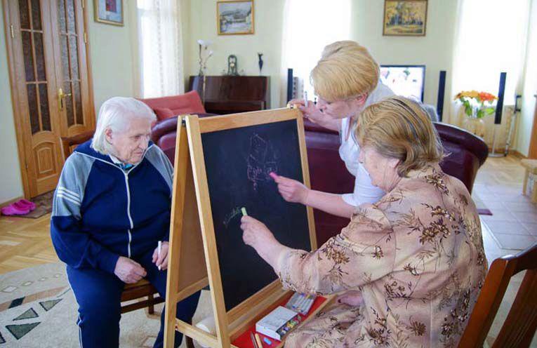Элитный дом престарелых