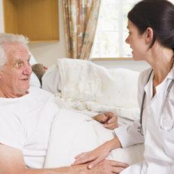 Уход за лежачими больными от лучшего пансионата в Украине