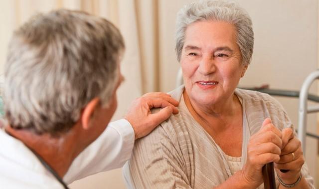 акция для дома престарелых
