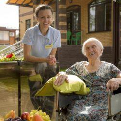 Пансионат для пожилых людей в Киеве