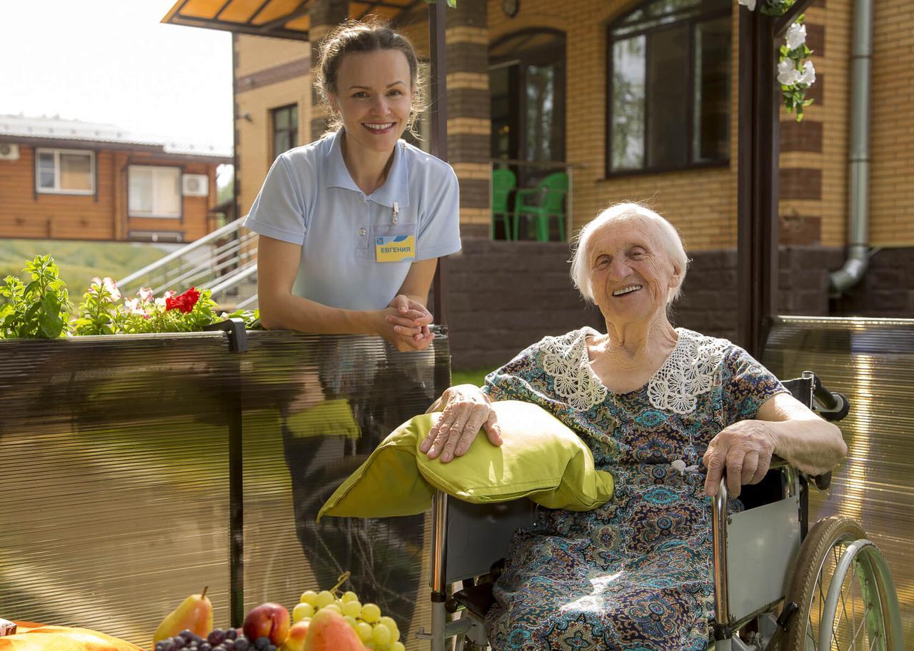 Пансионат для пожилых людей в Киеве - Пансионат «Жемчужина»