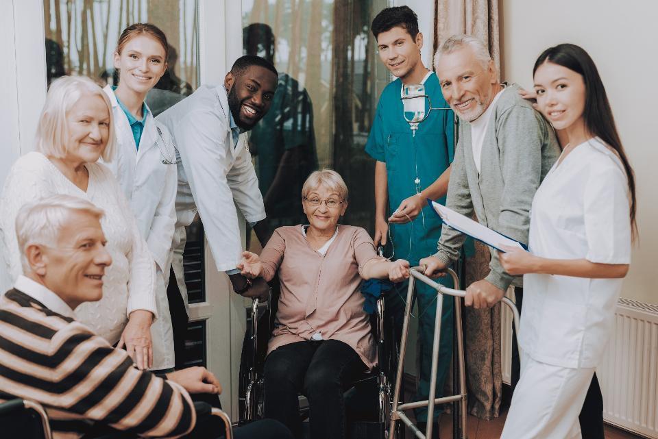 Цена проживания в доме престарелых