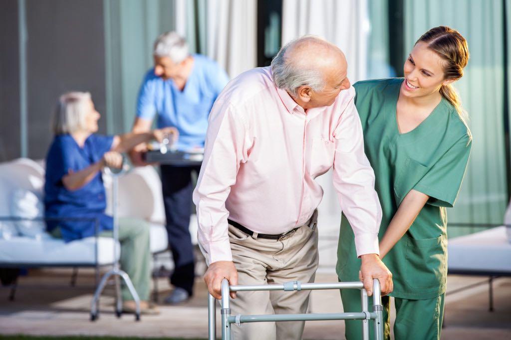 стоимость проживания в доме престарелых