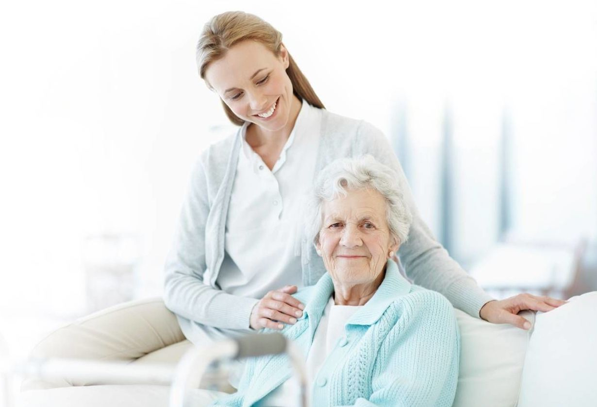 Уход за пожилыми людьми от пансионата Жемчужина