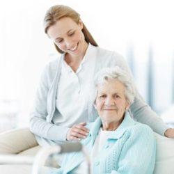 Уход за пожилыми людьми: теория и практика