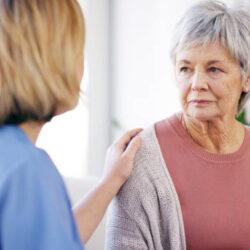 Причины и симптомы старческой деменции
