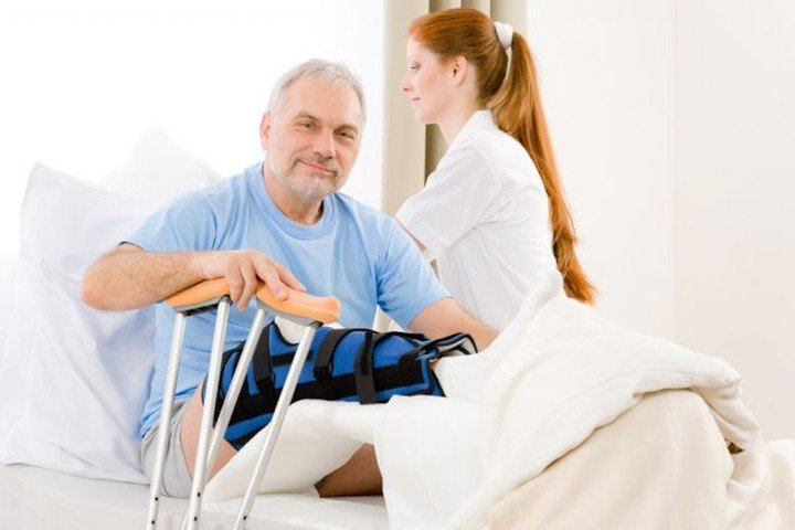 быстрое восстановление после инсульта в пансионате Жемчужина