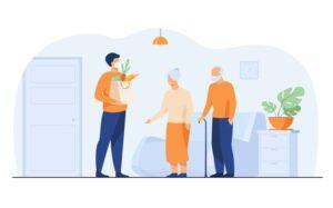 деменция, старческая астения, дом престарелых, Жемчужина, гериатрический пансионат