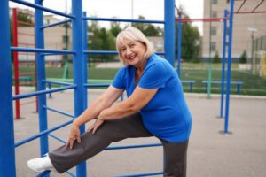 ЛФК, уход за пожилыми, реабилитация после инсульта, сахарный диабет, Жемчужина, Украина